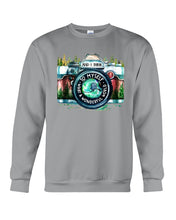 Load image into Gallery viewer, I Think To Myself What A Wonderful World Custom Design Sweatshirt