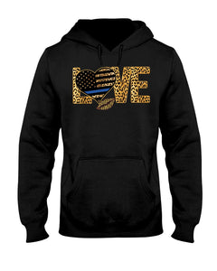 Love Custom Design Gift For Friends Hoodie