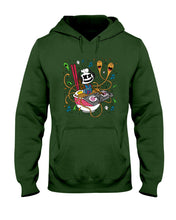 Load image into Gallery viewer, Ramen Noodle Bar Cutest Custom Design Gifts Hoodie