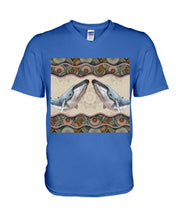 Load image into Gallery viewer, Lovely Phone Case With Whale Gift For Whale Lovers Guys V-Neck