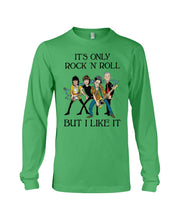 Load image into Gallery viewer, It's Only Rock 'N' Roll But I Like It Custom Design Unisex Long Sleeve