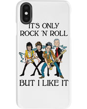Load image into Gallery viewer, It's Only Rock 'N' Roll But I Like It Custom Design Phone case