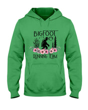 Load image into Gallery viewer, Bigfoot Running Team Custom Design Gift For Bigfoot Fans Hoodie
