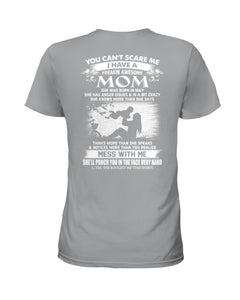 I Have A May Freaking Awesome Mom Birthday Gifts For Family Ladies Tee