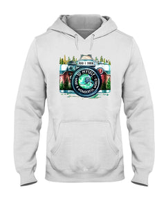 I Think To Myself What A Wonderful World Custom Design Hoodie