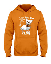 Load image into Gallery viewer, Chihuahua Boo Boo Crew Funny Design Gift For Friends Who Loves Dog Hoodie