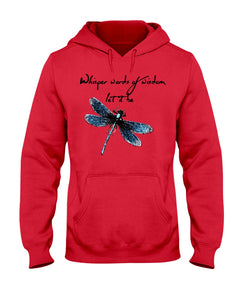 Whisper Words Of Wisdom Let It Be Gifts Hoodie