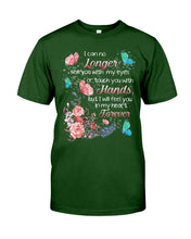 Load image into Gallery viewer, Feel Husband In My Heart Forever Love Gifts For Family Guys Tee