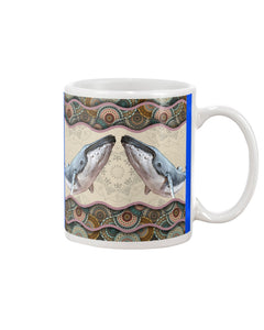 Lovely Phone Case With Whale Gift For Whale Lovers Mug