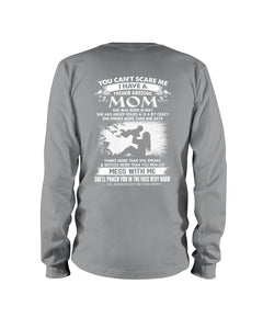I Have A May Freaking Awesome Mom Birthday Gifts For Family Unisex Long Sleeve