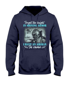Forget The Knight In Shining Armor Gifts Hoodie