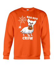 Load image into Gallery viewer, Chihuahua Boo Boo Crew Funny Design Gift For Friends Who Loves Dog Sweatshirt
