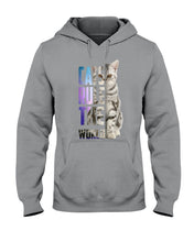 Load image into Gallery viewer, Cats Rule The World Special Cat Design Gifts For Cat Lovers Hoodie