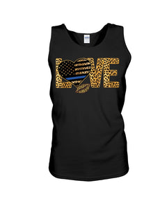 Love Custom Design Gift For Friends Unisex Tank Top