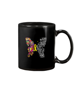 Spina Bifida Is A Journey I Never Planned Or Asked For But I Choose To Love Life Mug