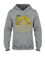 Load image into Gallery viewer, Sunflower Just An Old Lady Who Loves Golf Custom Design For Sport Lovers Hoodie