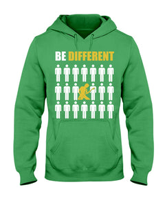 Playing Bass Guitar Makes Your Difference Custom Design Hoodie