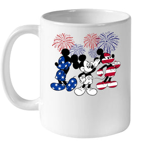Mickey Mouse Design Gift For Mickey Lovers Mug