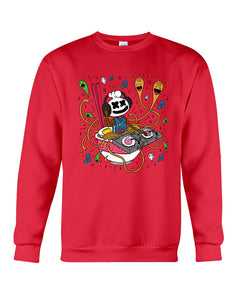 Ramen Noodle Bar Cutest Custom Design Gifts Sweatshirt