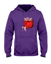 Load image into Gallery viewer, Lovely Sphynx  Pocket Gifts For Cat Lovers Hoodie