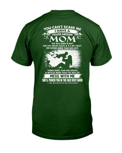 I Have A May Freaking Awesome Mom Birthday Gifts For Family Guys Tee