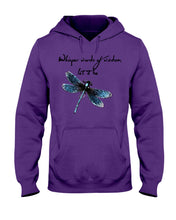 Load image into Gallery viewer, Whisper Words Of Wisdom Let It Be Gifts Hoodie