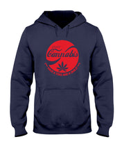 Load image into Gallery viewer, Enjoy Cannabis Have A Toke And A Smile Trending Hoodie