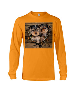 Lovely Phone Case Gift For Youkie Wood Lovers Unisex Long Sleeve