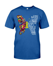 Load image into Gallery viewer, Spina Bifida Is A Journey I Never Planned Or Asked For But I Choose To Love Life Guys Tee