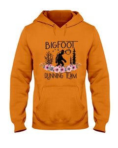 Bigfoot Running Team Custom Design Gift For Bigfoot Fans Hoodie