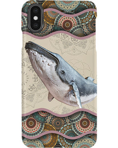 Lovely Phone Case With Whale Gift For Whale Lovers