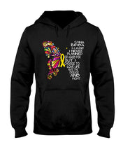 Load image into Gallery viewer, Spina Bifida Is A Journey I Never Planned Or Asked For But I Choose To Love Life Hoodie