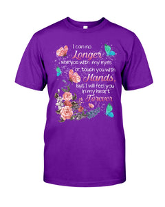 Feel Husband In My Heart Forever Love Gifts For Family Guys Tee