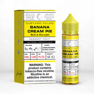 Banana Cream Pie - BSX Series