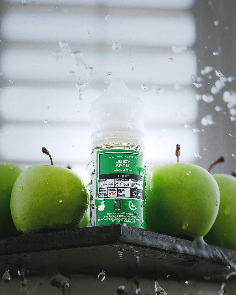 Juicy Apple - BSX Nic Salts