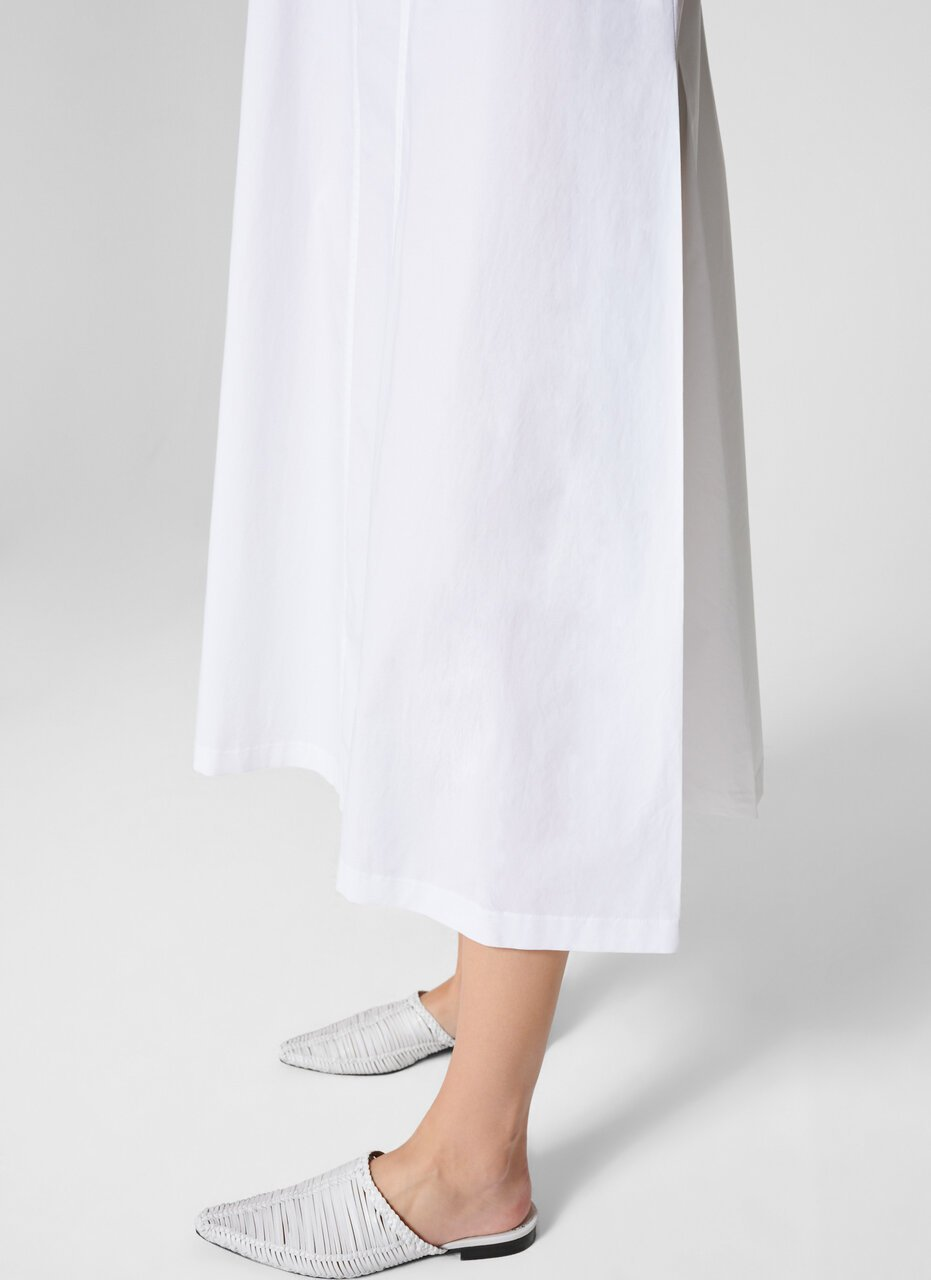 Cotton A-line Midi Dress - ESCADA ?id=16402068930692