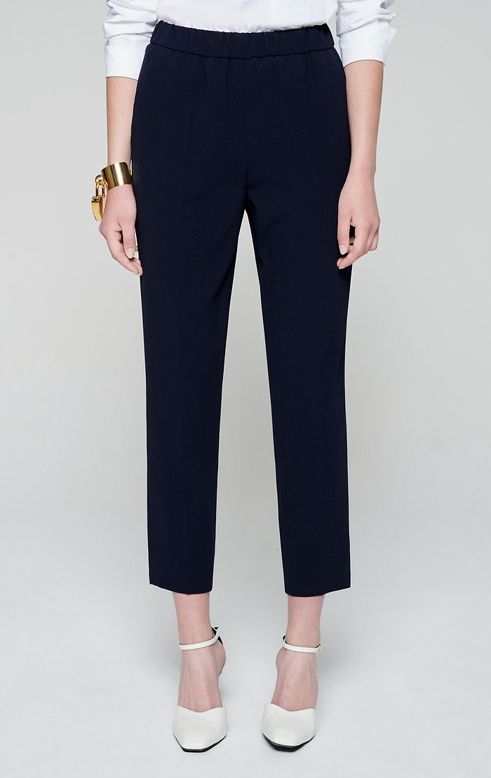Crepe Tapered Pants - ESCADA ?id=16401107386500