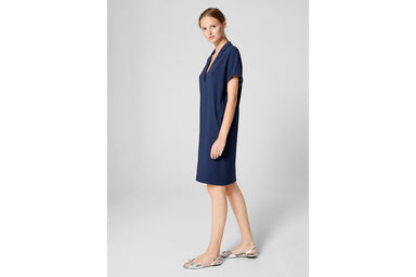 Cap-Sleeve Tunic Dress - ESCADA ?id=16402028232836