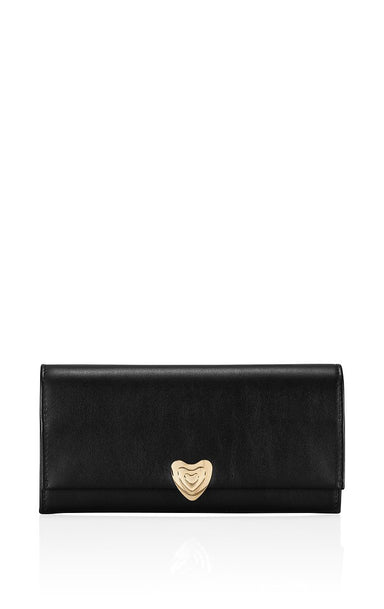 ESCADA Leather Heart Purse