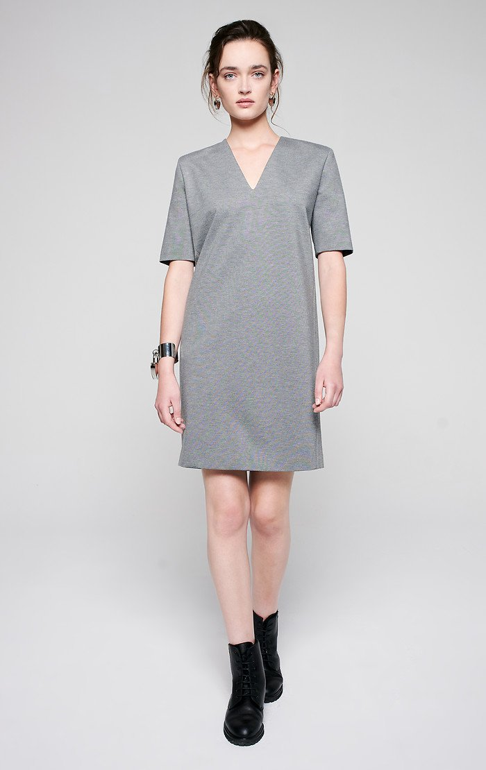ESCADA Milano Jersey Shift Dress