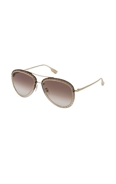 ESCADA Aviator-Style Sunglasses