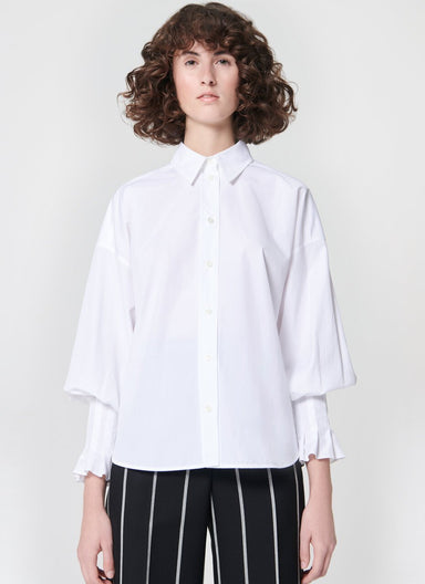 ESCADA Signature cotton blouse