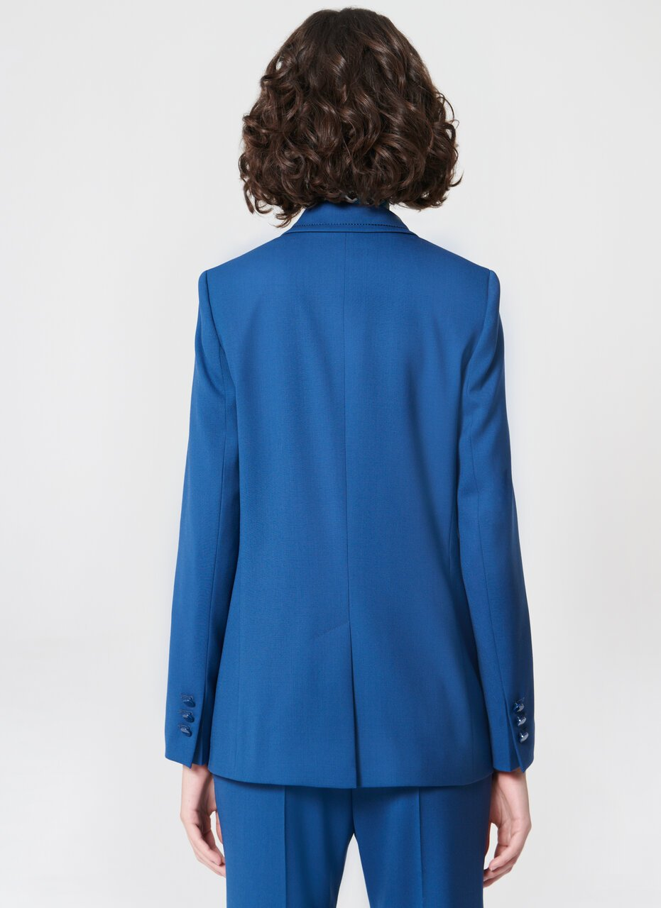 Wool stretch blazer - ESCADA ?id=16490173890692