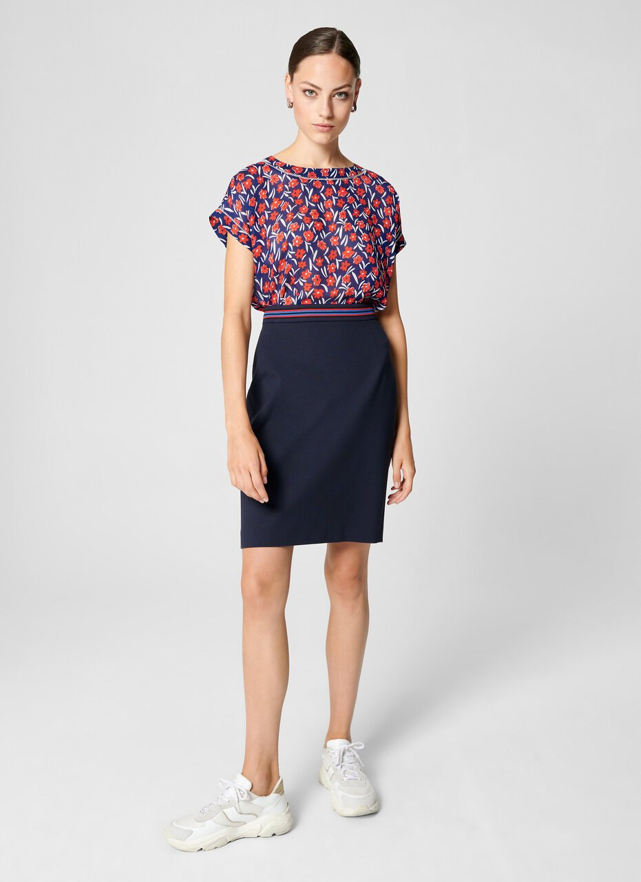 ESCADA Milano Jersey Pencil Skirt