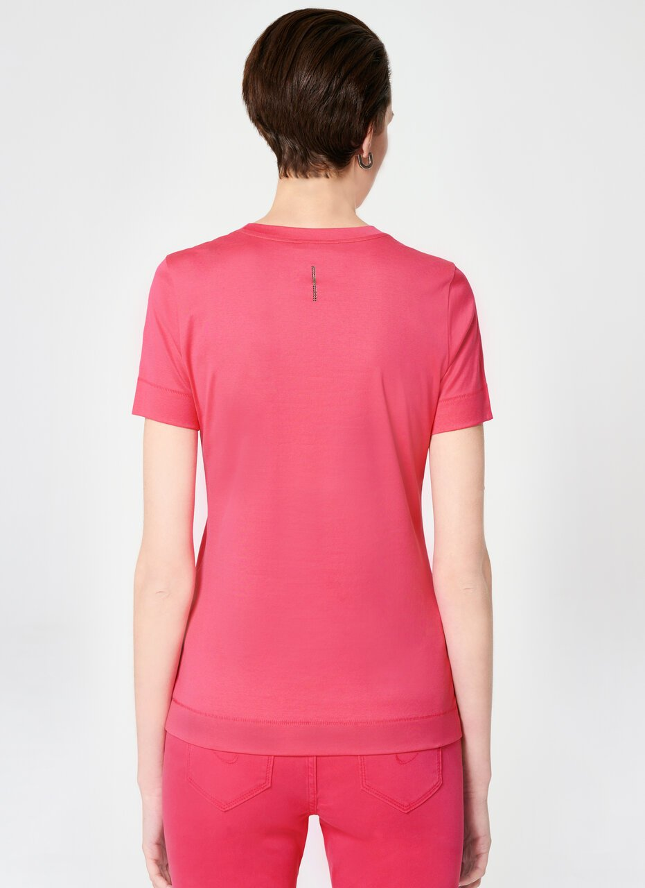 Basic Cotton T-Shirt - ESCADA ?id=16489854861444