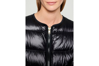 Glossy Quilted Down Jacket - ESCADA ?id=16401098571908