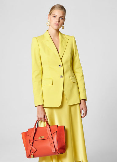 Cotton Gabardine Blazer - ESCADA ?id=16402064769156
