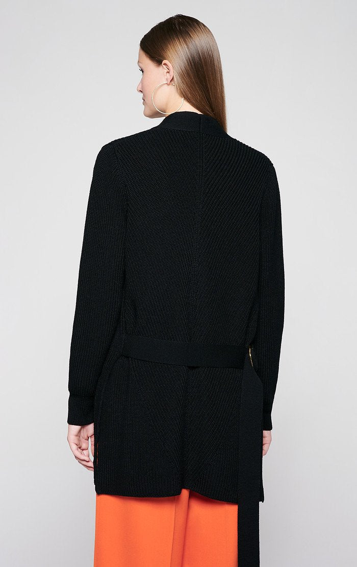 Wool Belted Cardigan - ESCADA ?id=16401138090116