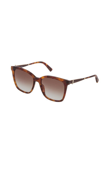 ESCADA Oversized Tortoise Sunglasses