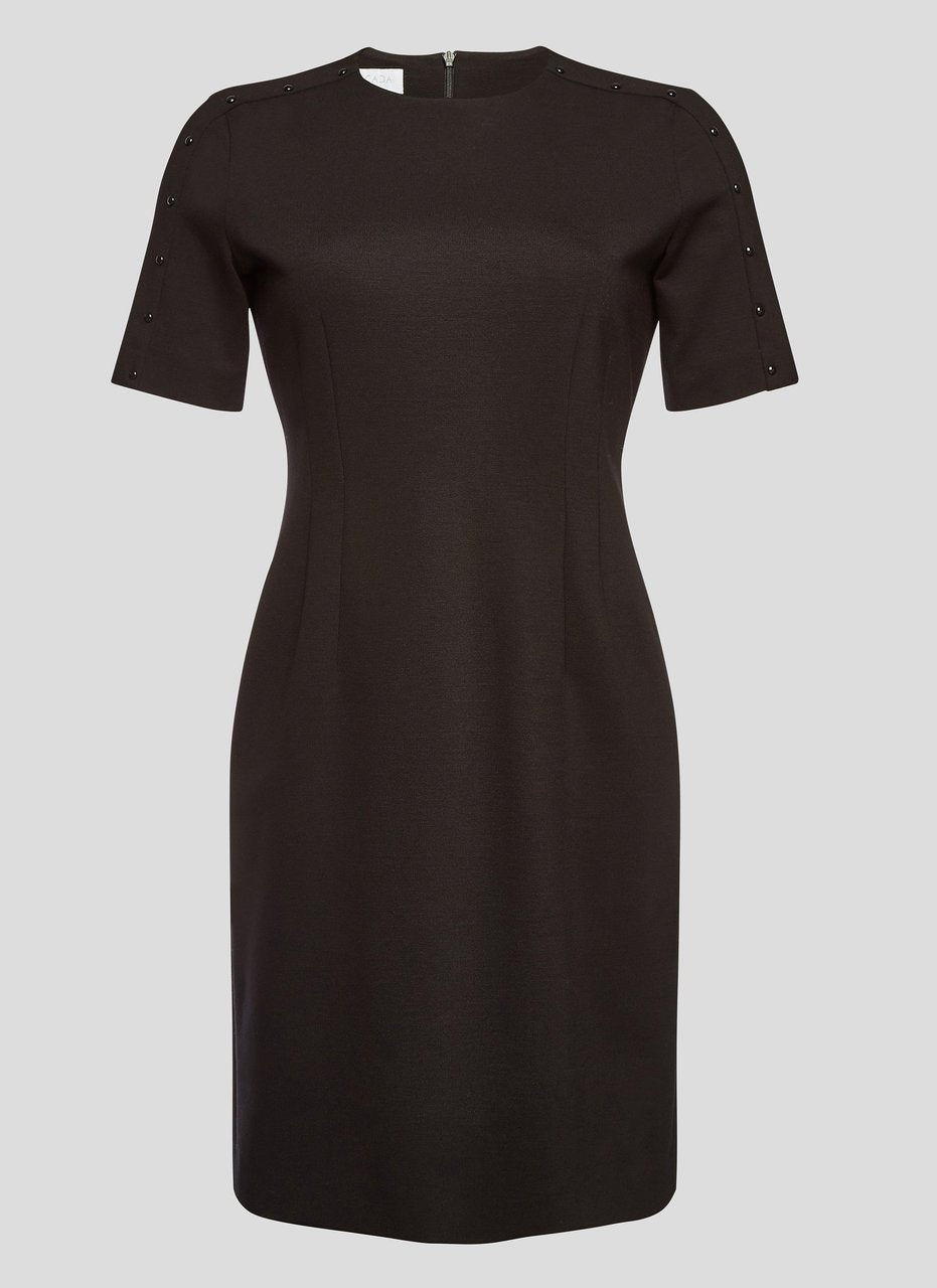 ESCADA Milano Jersey Mini Dress